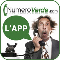icona app numero verde italia