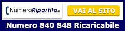 vai al sito NumeroRipartito.it